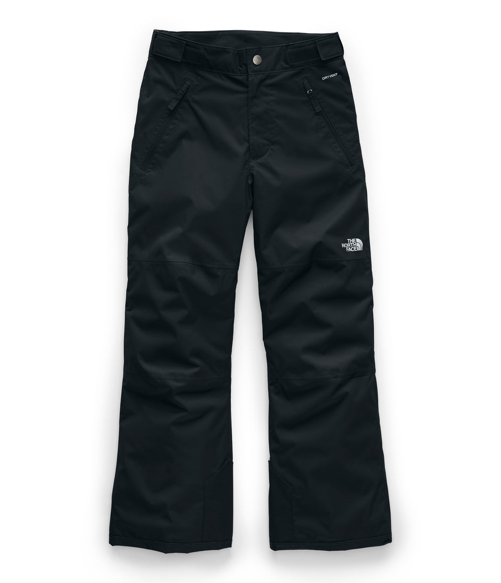BOYS' FREEDOM INSULATED PANT TNF Black/TNF Black