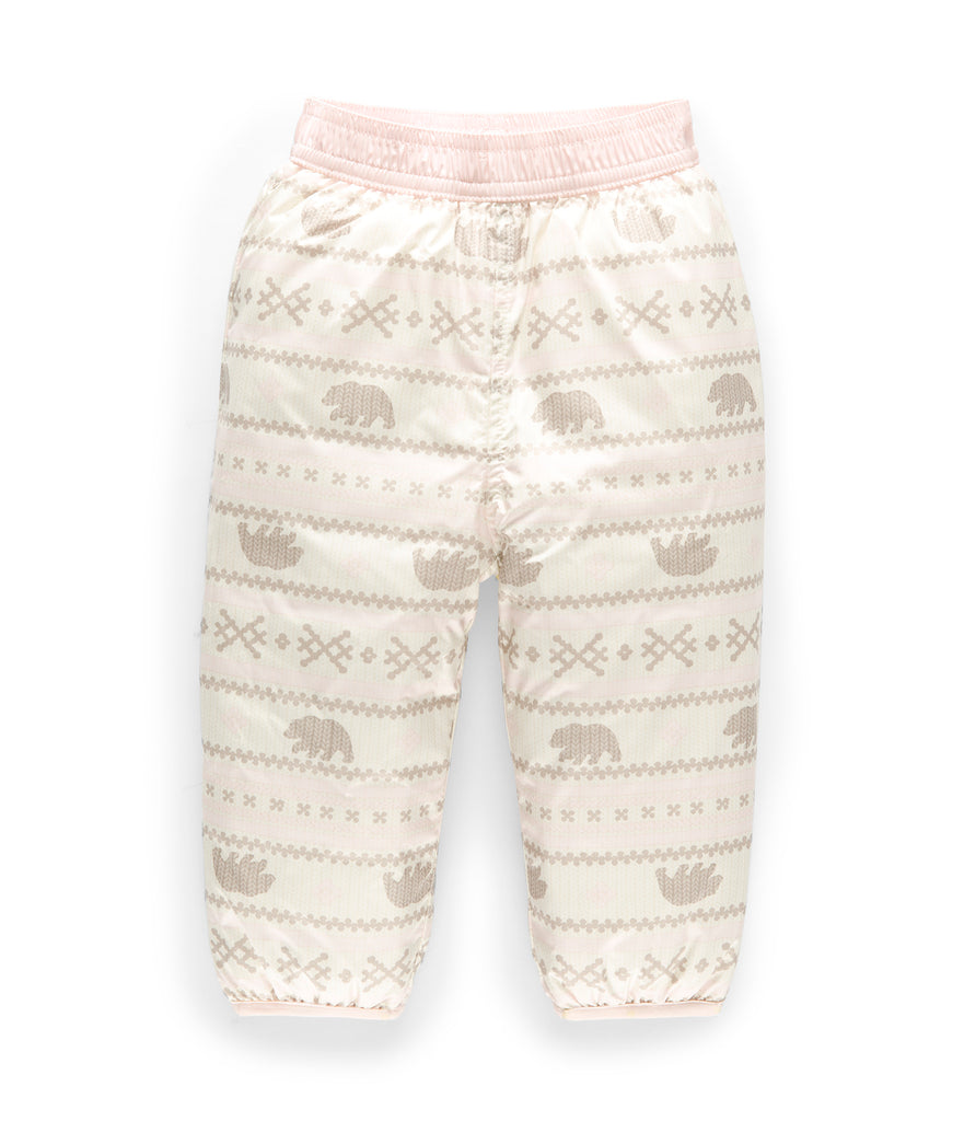 INFANT REVERSIBLE PERRITO PANT Purdy Pink/Purdy Pink