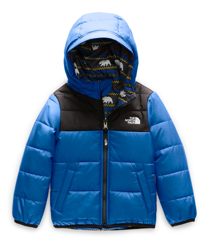 TODDLER BOY REVERSIBLE PERRITO JACKET TNF Blue