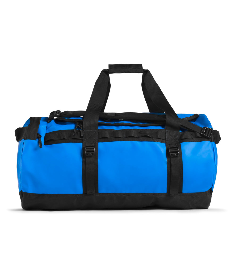 BASE CAMP DUFFEL - M Bomber Blue/TNF Black