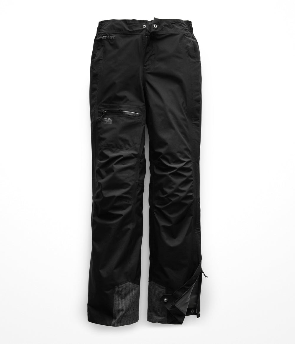 W DRYZZLE FULL ZIP PANT TNF Black