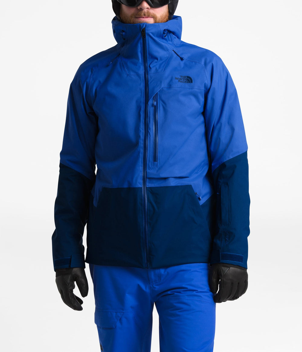 MEN'S SICKLINE JACKET TNF Blue/Flag Blue