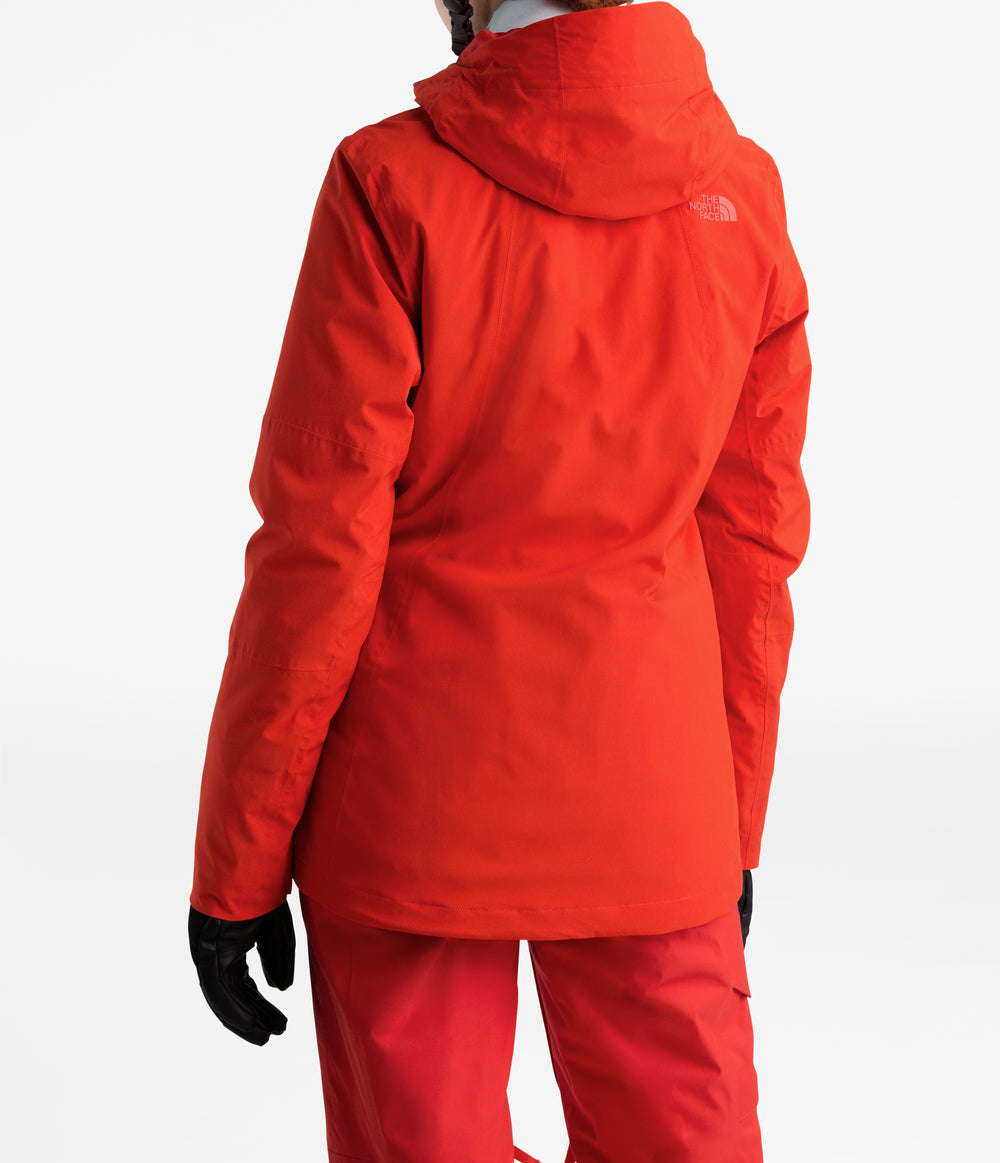 WOMEN'S THERMOBALL™ ECO SNOW TRICLIMATE® JACKET