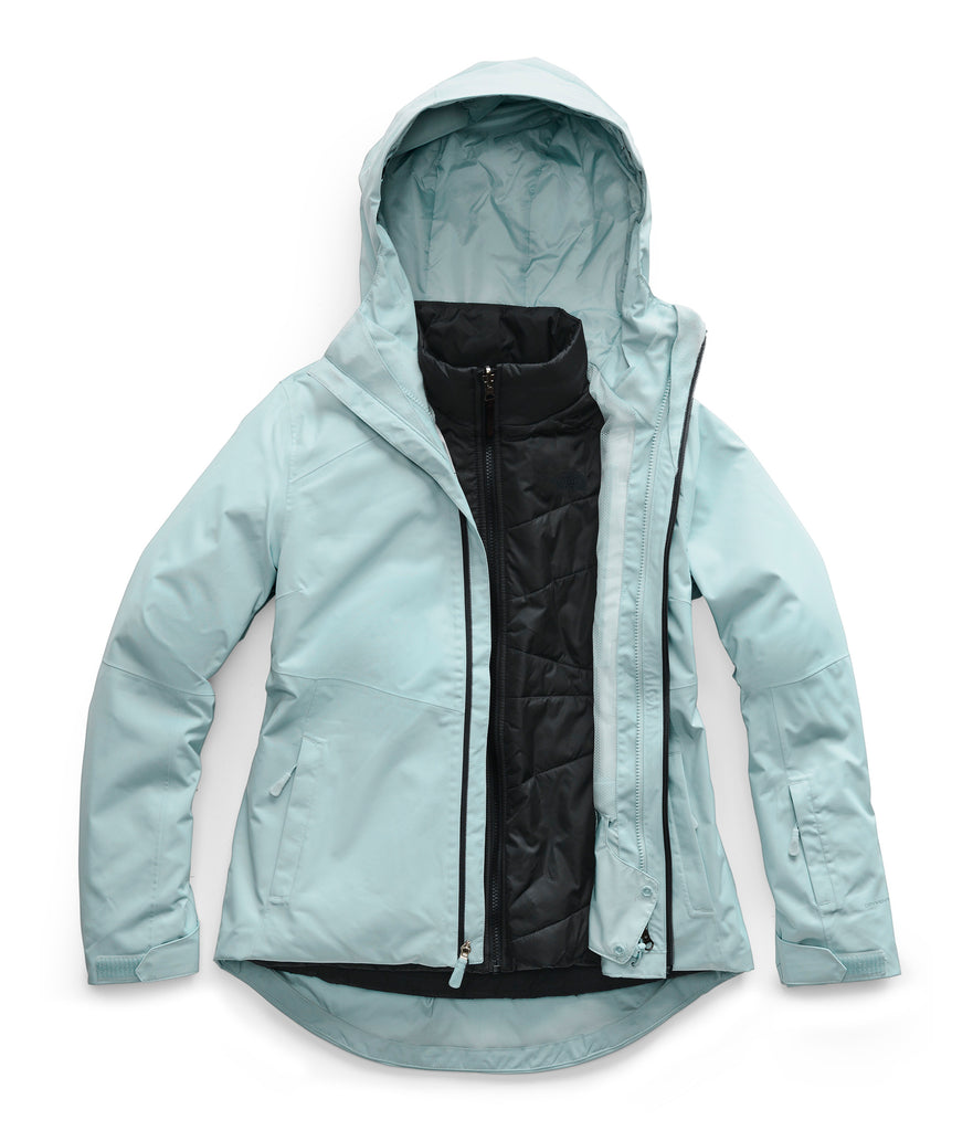 WOMEN'S CLEMENTINE TRICLIMATE JACKET Cloud Blue