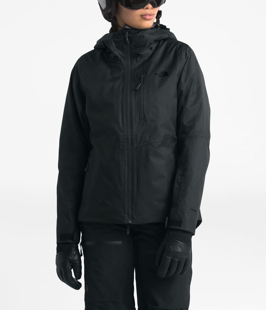 WOMEN'S CLEMENTINE TRICLIMATE JACKET TNF Black