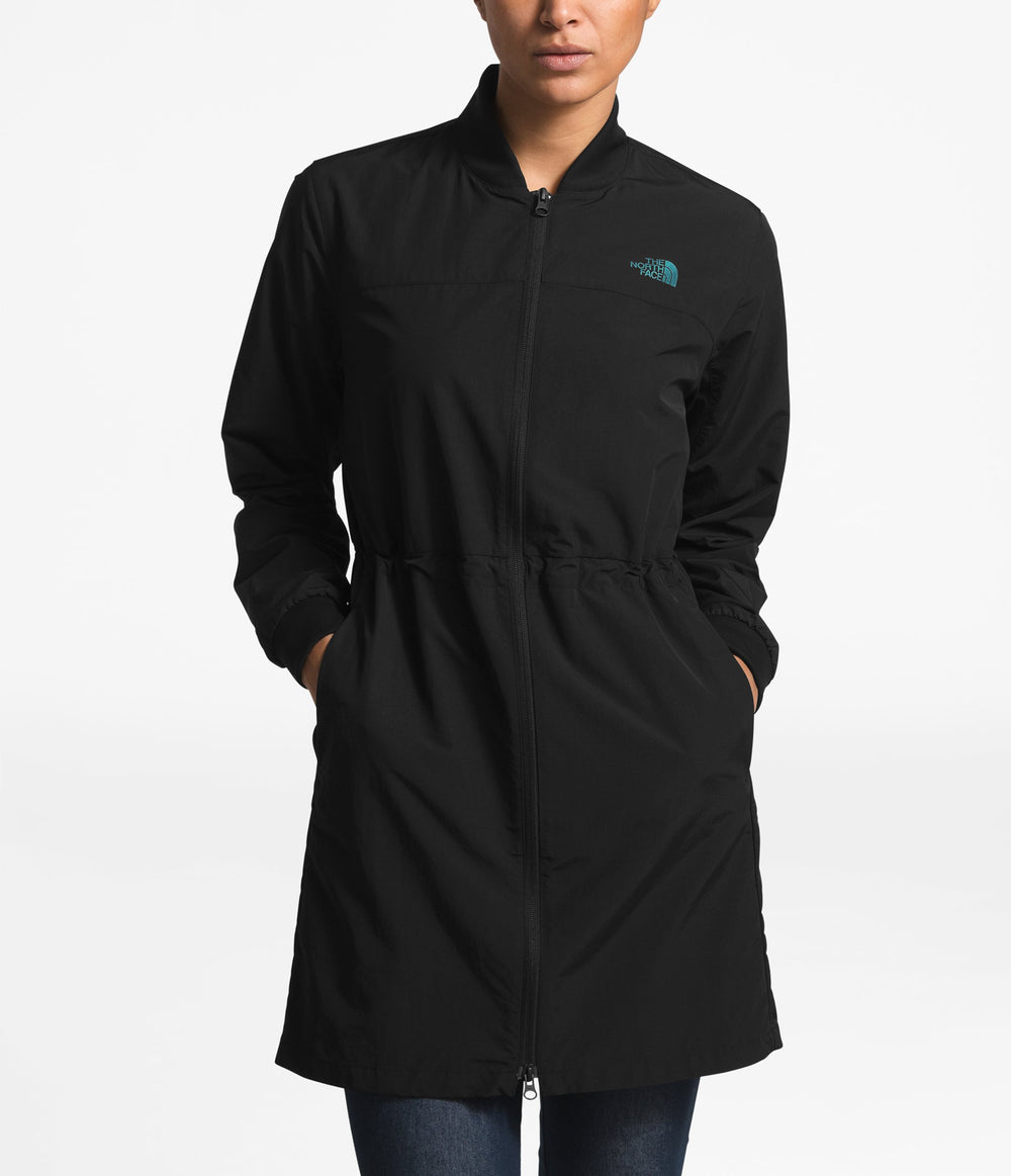 Women's FLYBAE BOMBER TNF Black/Iridescent Multi