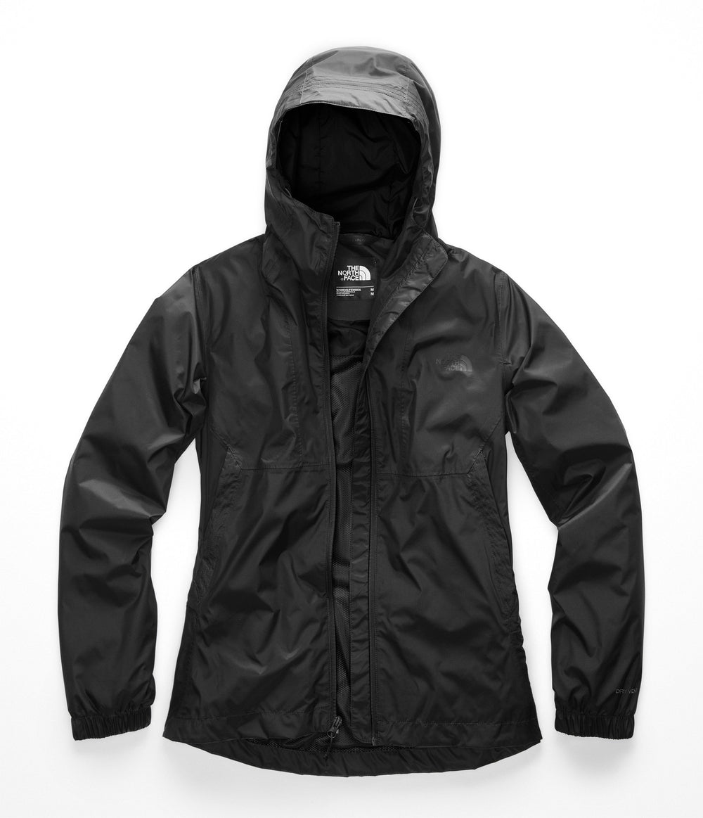Women's PHANTASTIC RAIN JACKET TNF Black