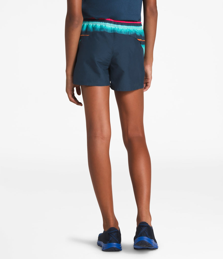 Girl's CLASS V WATER SHORT Blue Wing Teal