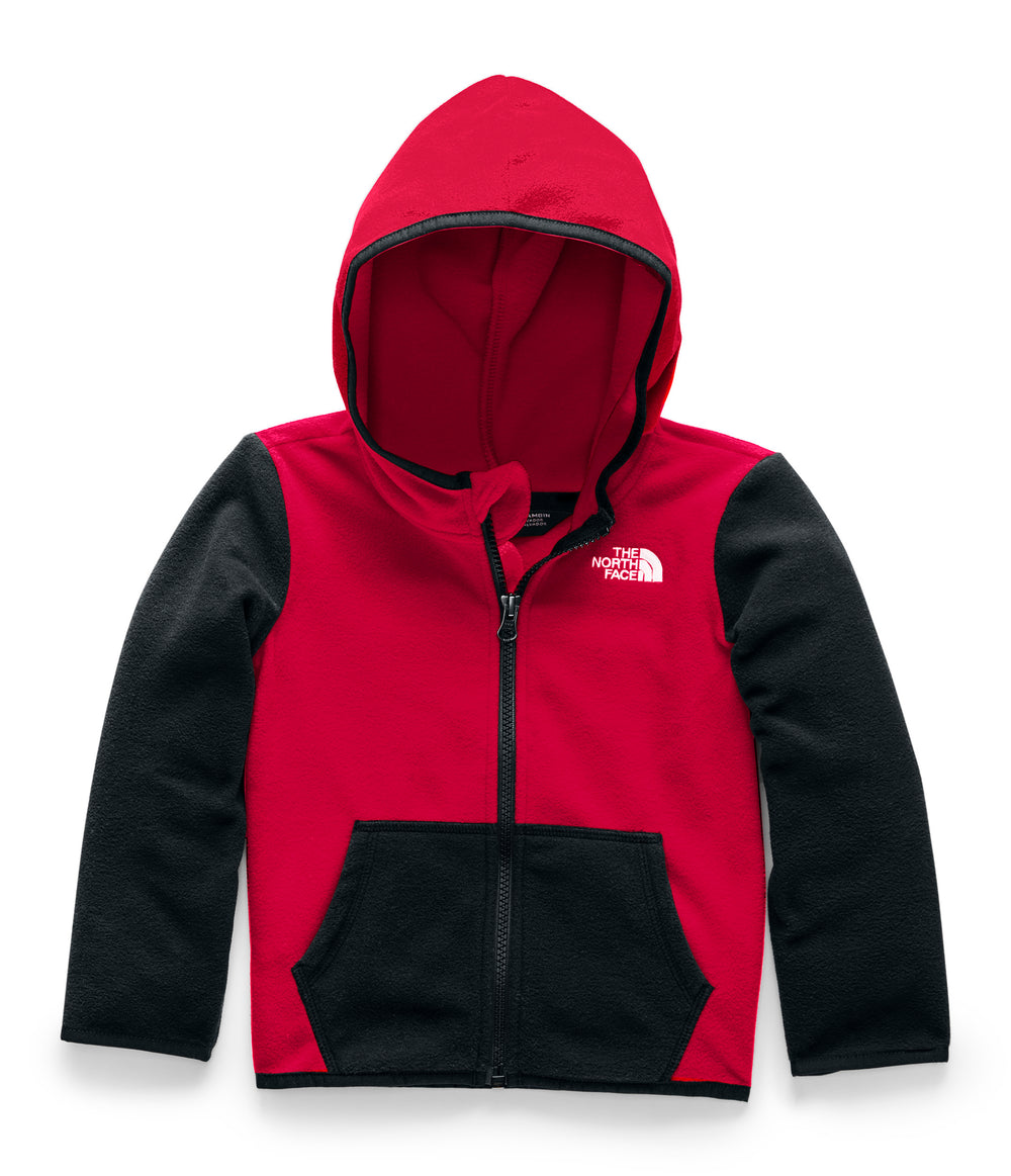 TODDLER GLACIER FULL ZIP HOODIE TNF Red