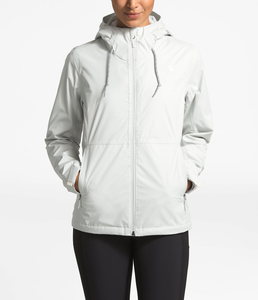 Women's ARROWOOD TRICLIMATE JACKET Tin Grey/TNF White
