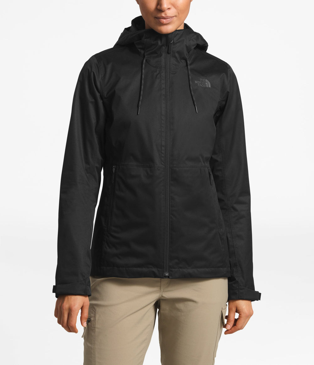 Women's ARROWOOD TRICLIMATE JACKET TNF Black/TNF Black