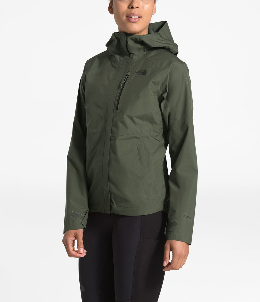 WOMEN'S DRYZZLE JACKET New Taupe Green