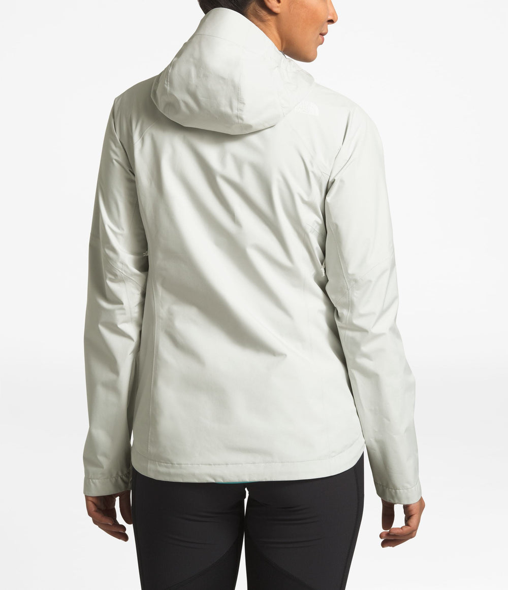 WOMEN'S DRYZZLE JACKET Tin Grey