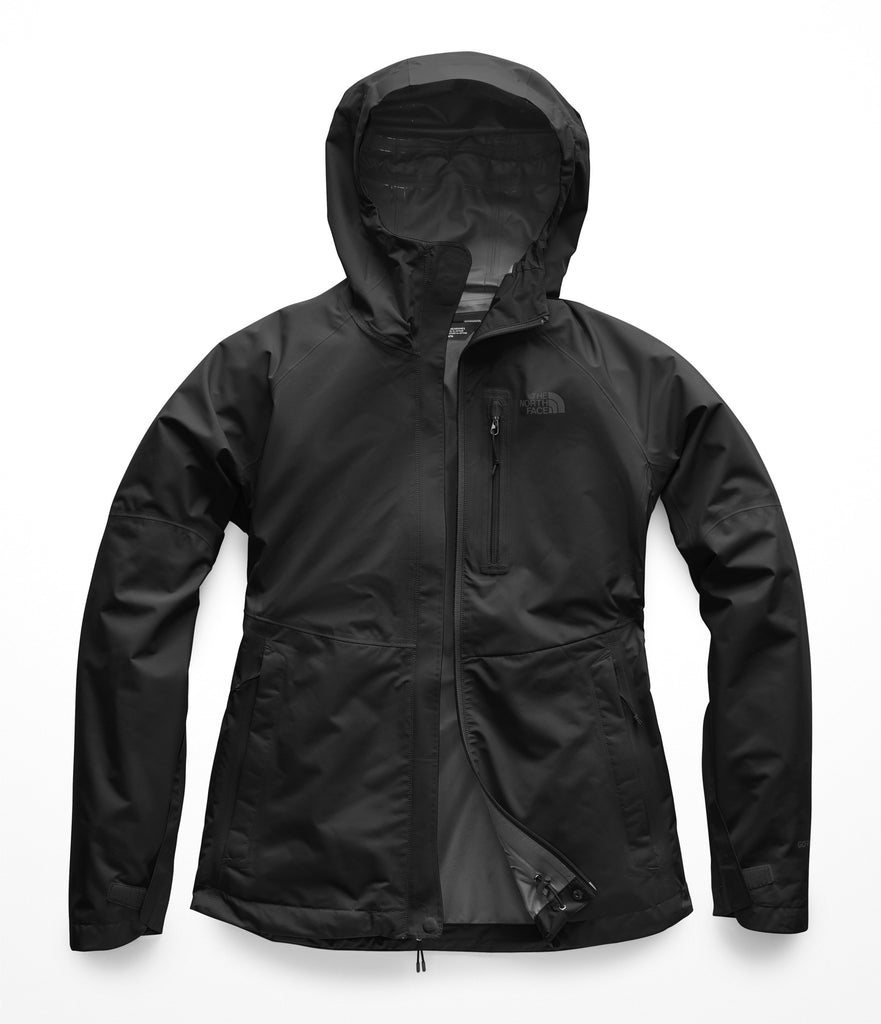 WOMEN'S DRYZZLE JACKET TNF Black