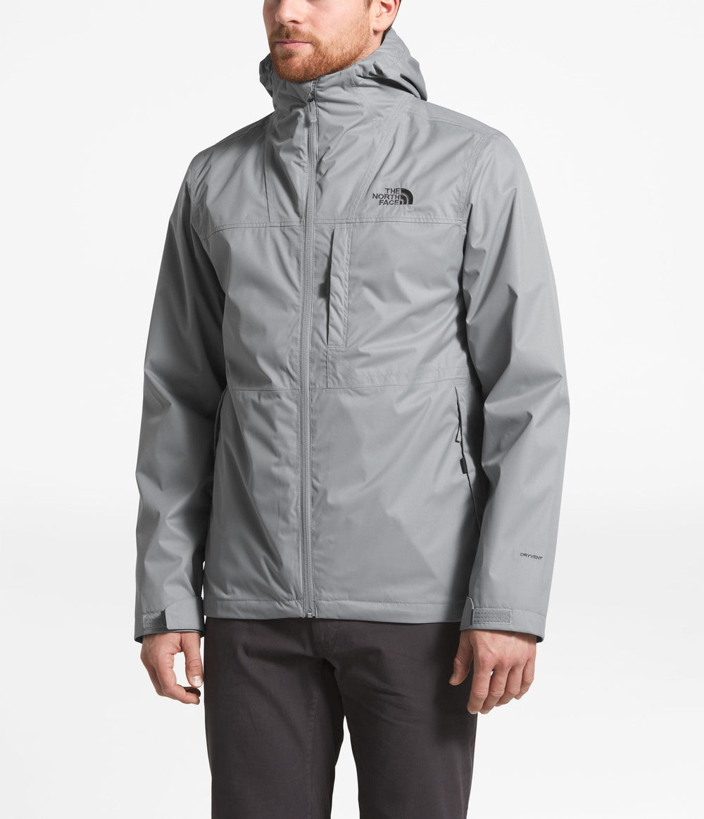 MEN'S ARROWOOD TRICLIMATE JACKET Mid Grey