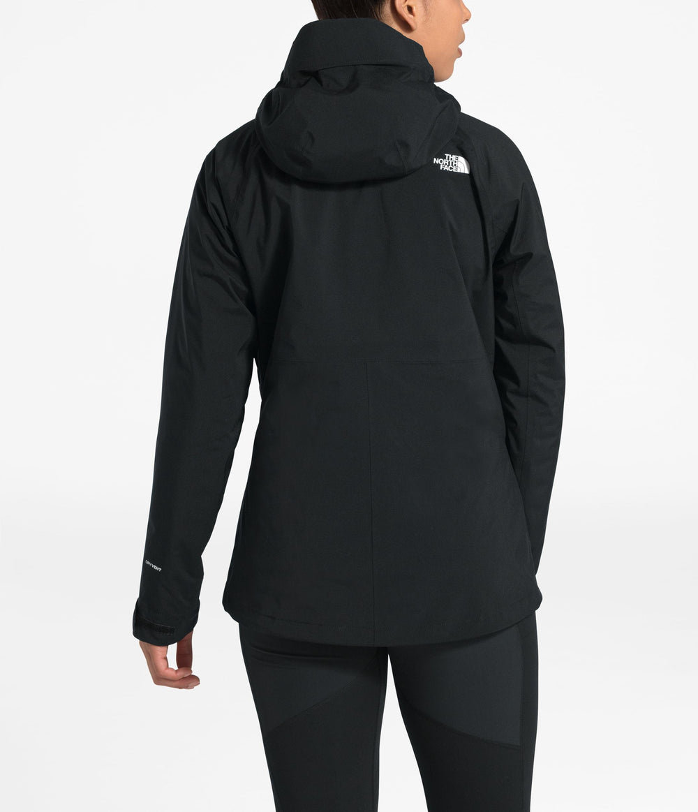WOMEN'S THERMOBALL TRICLIMATE JACKET TNF Black