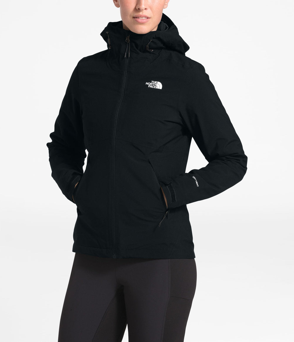 WOMEN'S CARTO TRICLIMATE JACKET TNF Black