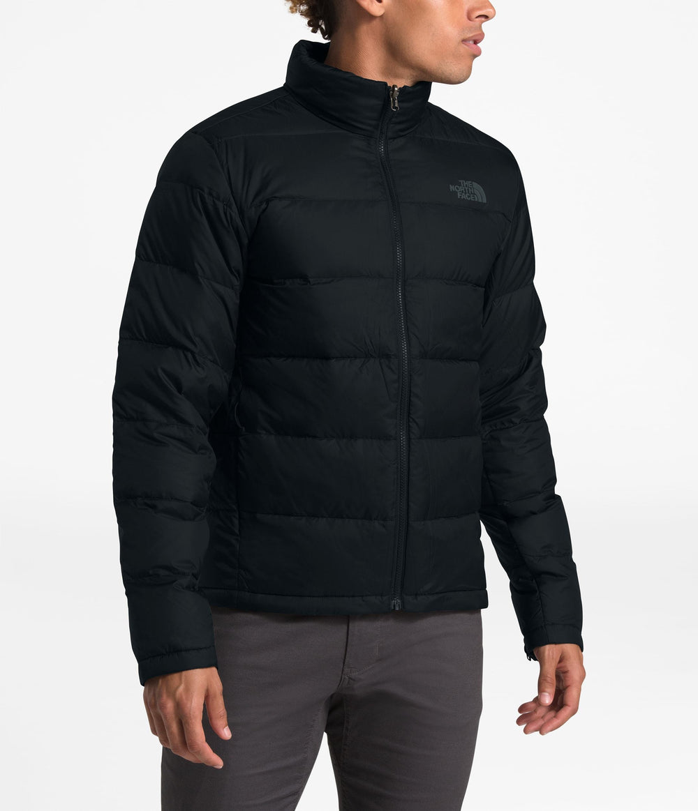 MEN'S MOUNTAIN LIGHT TRICLIMATE JACKET TNF Black