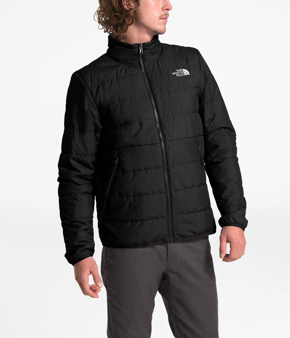 MEN'S CARTO TRICLIMATE JACKET TNF Black