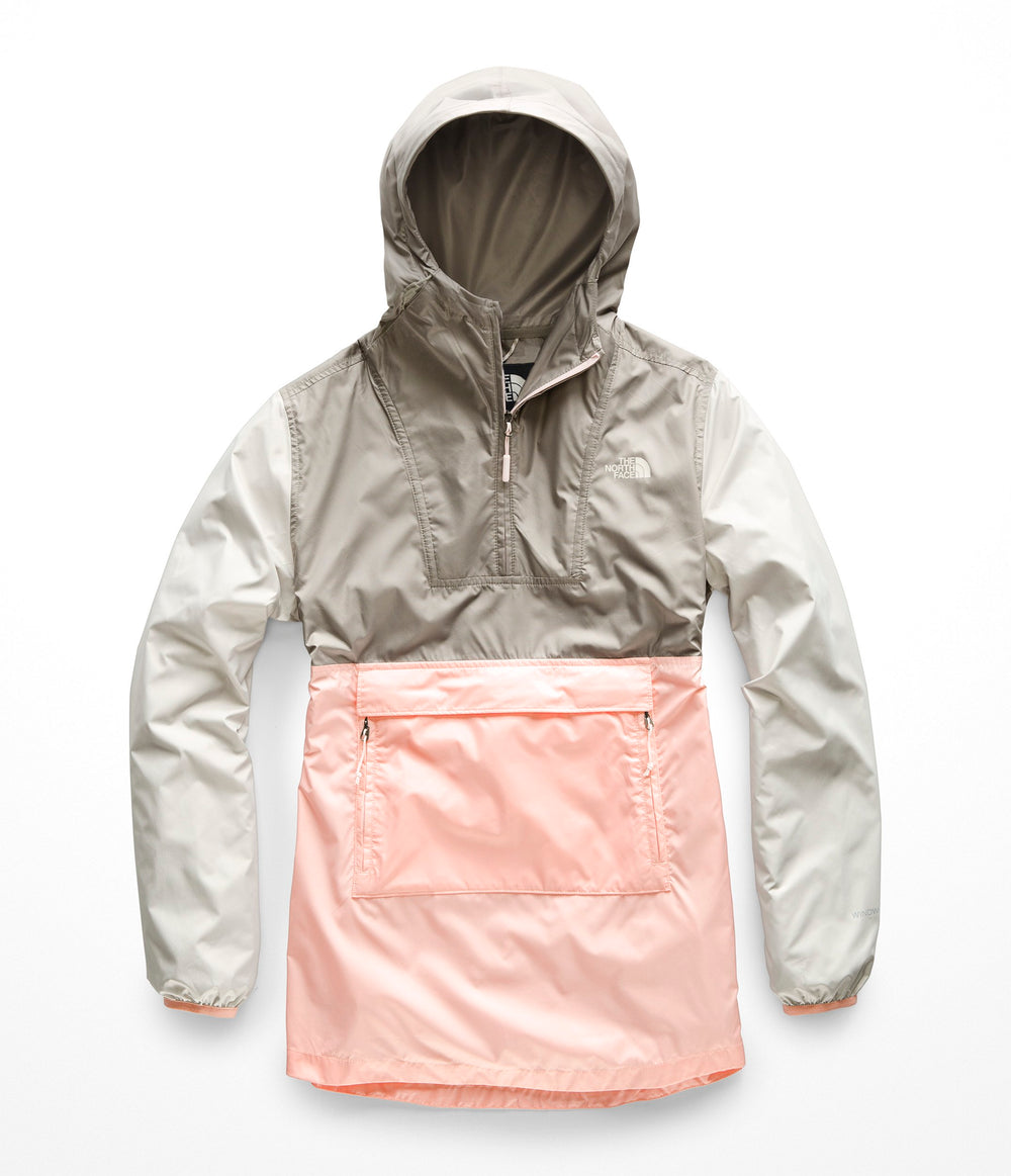 Women's FANORAK 2.0 JACKET Pink Salt Multi