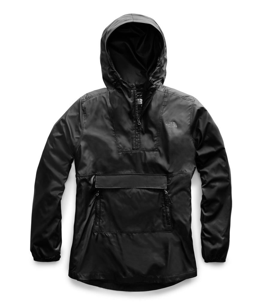 Women's FANORAK 2.0 JACKET TNF Black