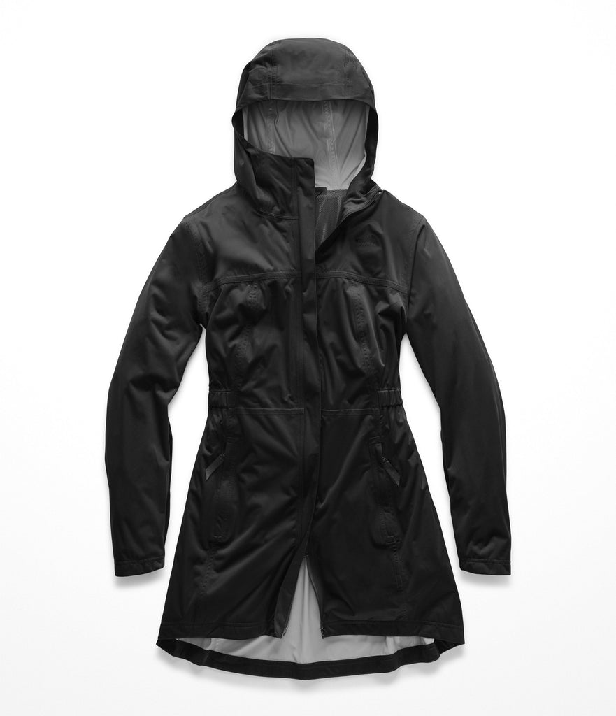 Women's ALLPROOF STRETCH PARKA TNF Black