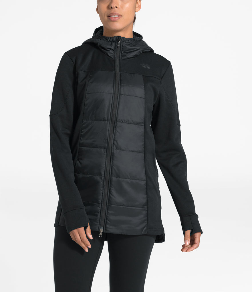 WOMEN'S MOTIVATION HYBRID LONG JACKET