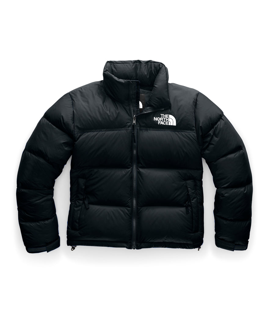 WOMEN'S 1996 RETRO NUPTSE JACKET TNF BLACK