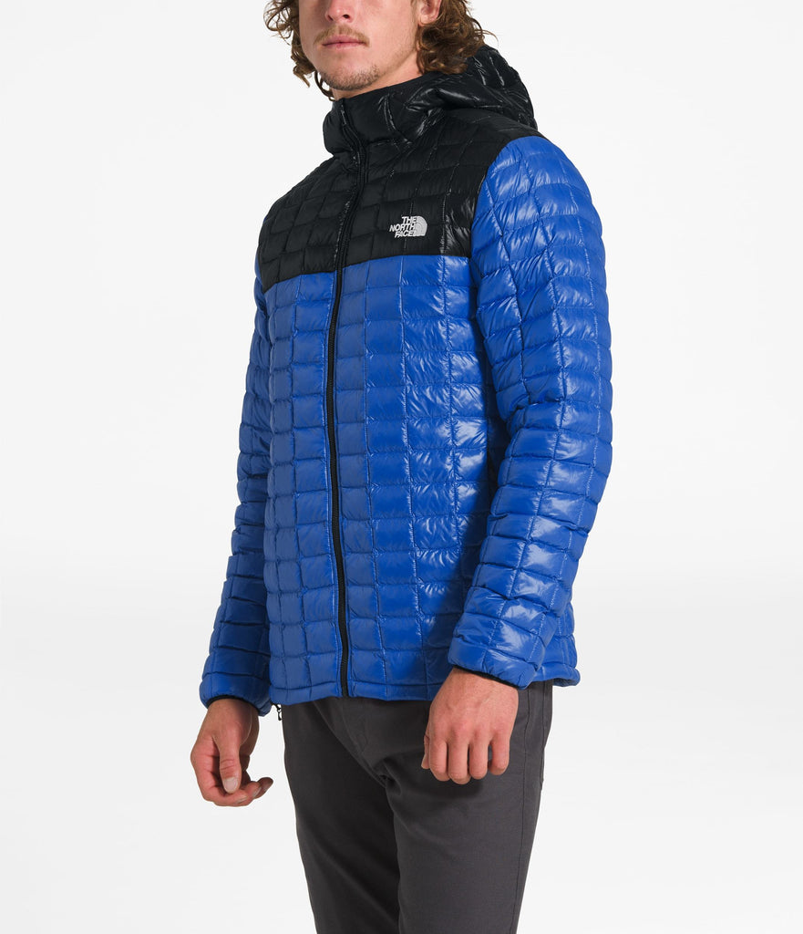 MEN'S THERMOBALL ECO HOODIE TNF Blue/TNF Black