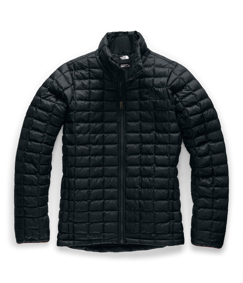 WOMEN'S THERMOBALL ECO JACKET TNF Black Matte