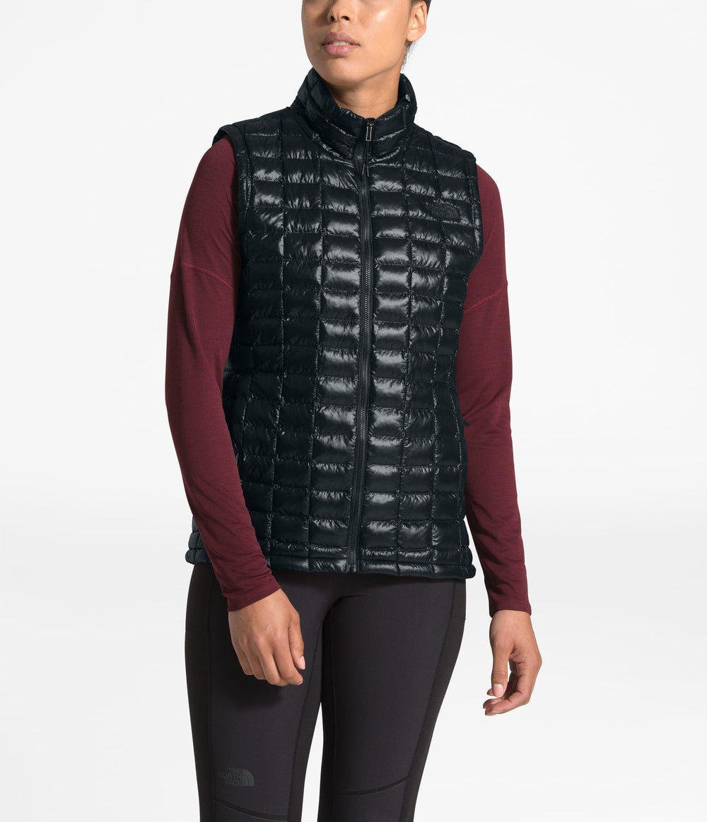 WOMEN'S THERMOBALL ECO VEST TNF Black