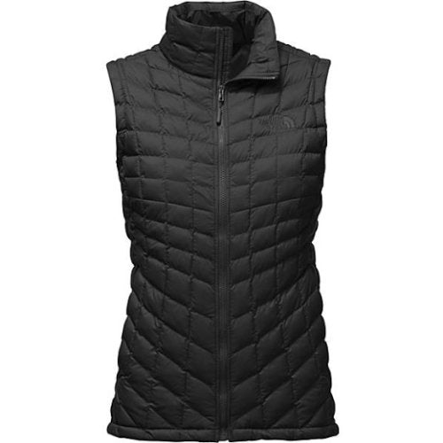 WOMEN'S THERMOBALL ECO VEST TNF Black Matte