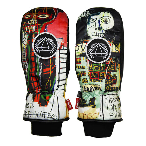 Basquiat's Gloves