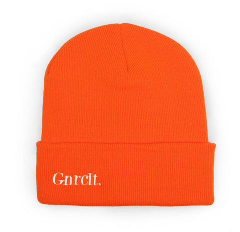 Team Beanie Orange