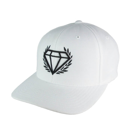 Baseball Hat White