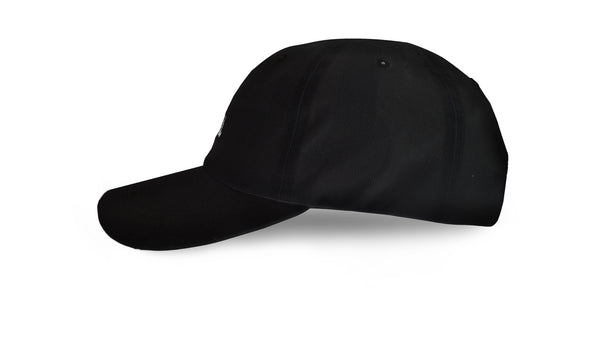 Team Dad Hat Black