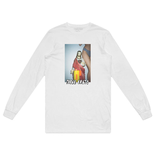 Young-Goat Water Gun Jesus Long Sleeve