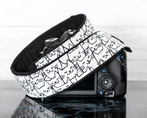 Animal Themed Camera Straps