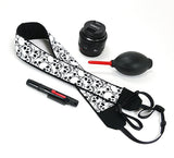 113 Camera Strap Skulls dslr, slr, mirrorless - ten8e Camera Straps - 2