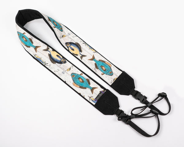 358 Fisherman Camera Strap - ten8e Camera Straps