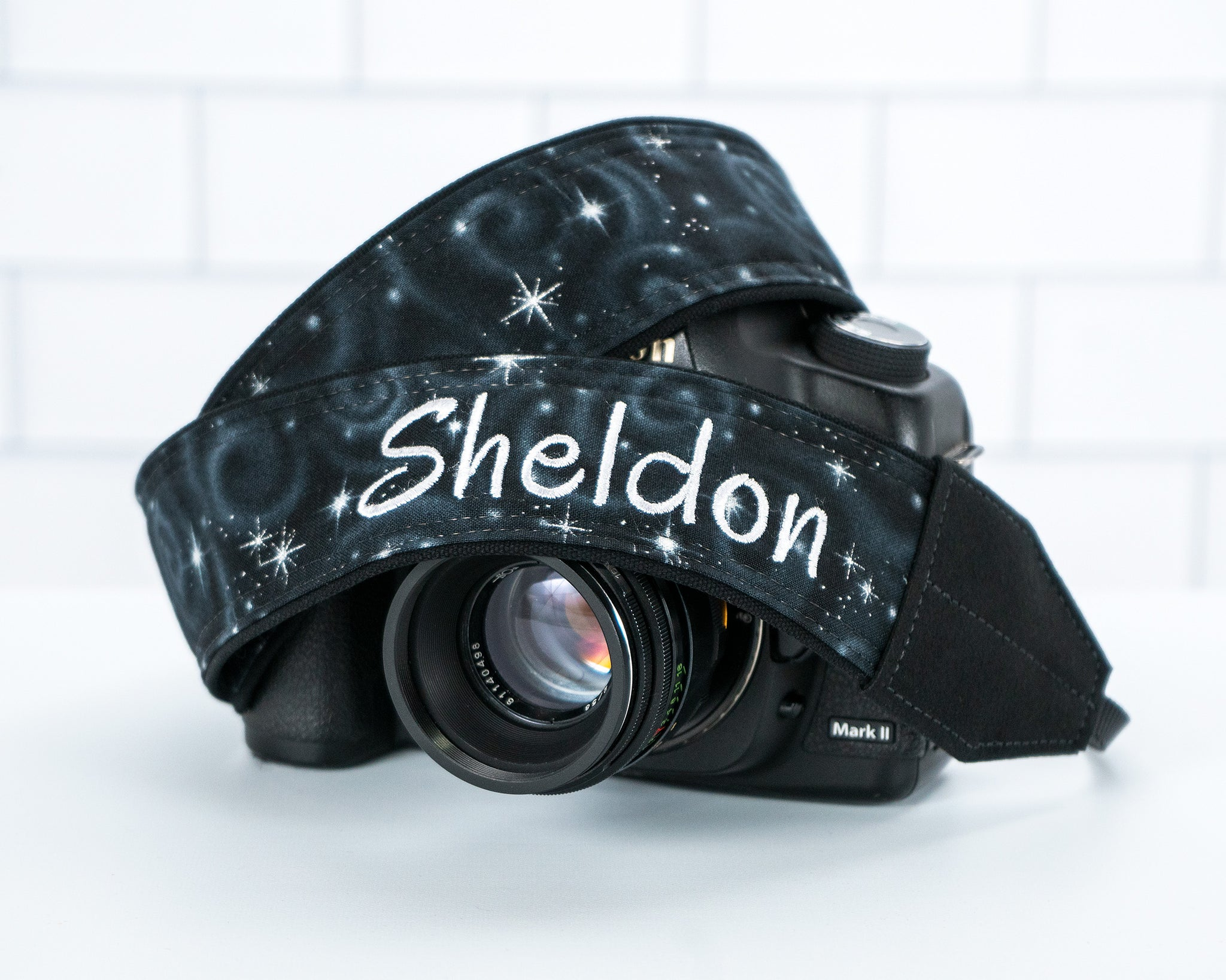 295 Camera Strap Starfield - ten8e Camera Straps