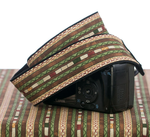 Camera Strap Southwestern - ten8e Camera Straps