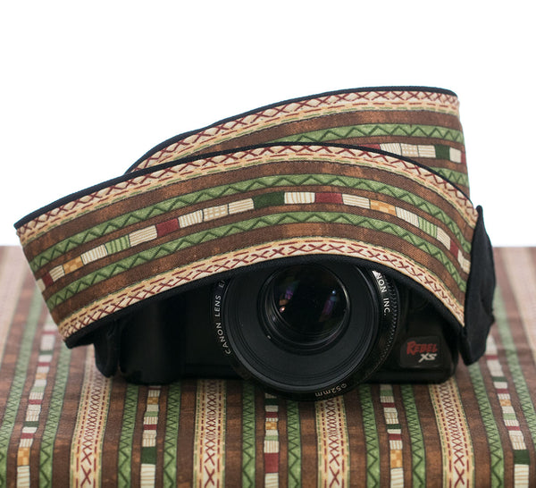 204 Camera Strap Southwestern - ten8e Camera Straps