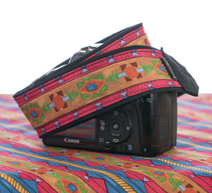 223 Southwestern Camera Strap - ten8e Camera Straps