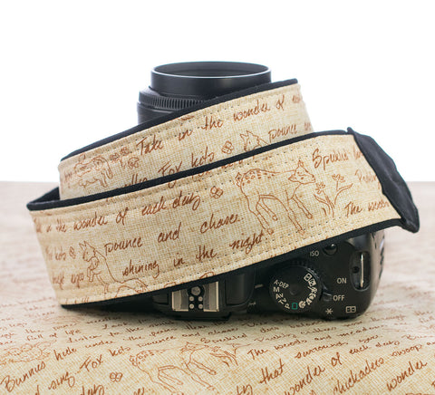 Forrest Friends Camera Strap - ten8e Camera Straps