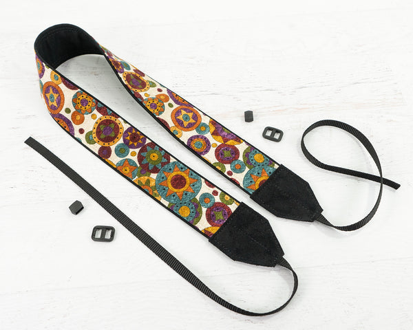 399 Camera Strap Southwest Suns - ten8e Camera Straps