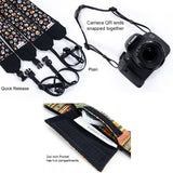 113 Camera Strap Skulls dslr, slr, mirrorless - ten8e Camera Straps - 6