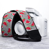 098 Camera Strap Watermelon - ten8e Camera Straps - 5