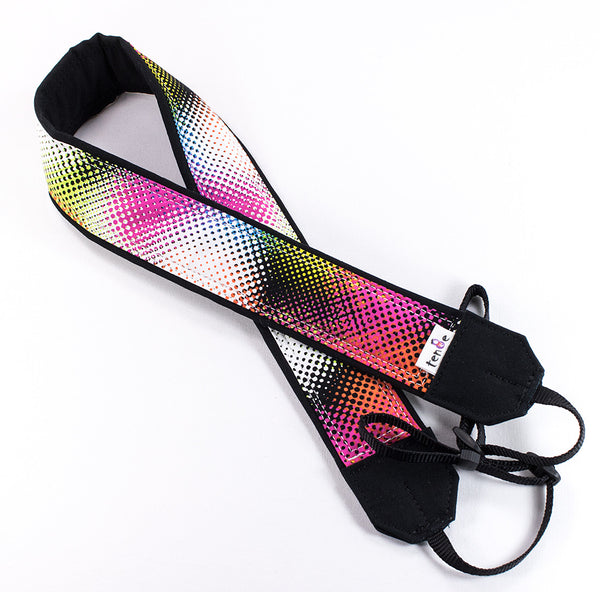 Camera Strap Good Vibrations - ten8e Camera Straps