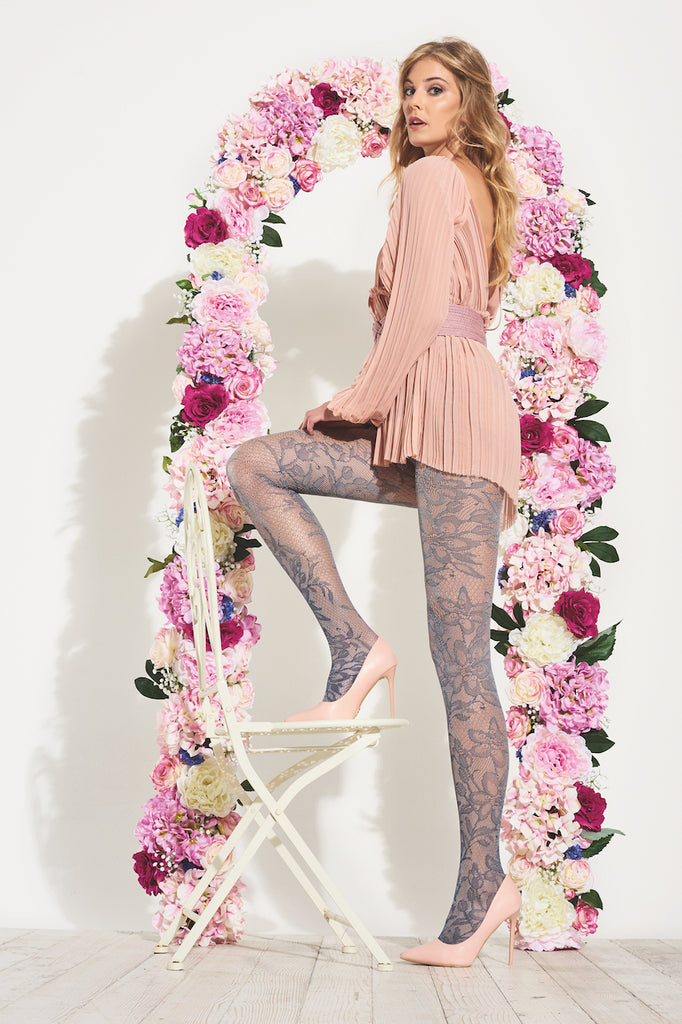 Trasparenze Gentian Tights
